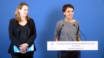 [ARCHIVE] Lancement de la semaine européenne du code : discours de Najat VALLAUD-BELKACEM