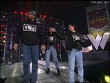 NWO Takes over Announcers' Booth, WCW Monday Nitro 06.01.1997