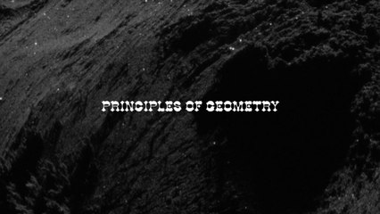 Principles of Geometry - Roanoke (Official Video)