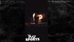 Floyd Mayweather's Luxury Cars Burn In Trailer Fire