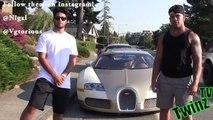 Gold Digger Prank Picking Up Girls with a Bugatti Picking Up Women Best Pranks Pranks 2014
