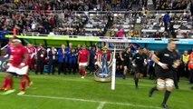 Match highlights: New Zealand v Tonga RWC 2015