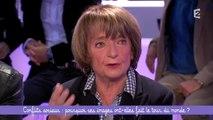 """Monique Pinçon-Charlot : """"La violence, c'est François Hollande qui sert la soupe aux plus riches"""" - CSOJ - 09/10/15"""
