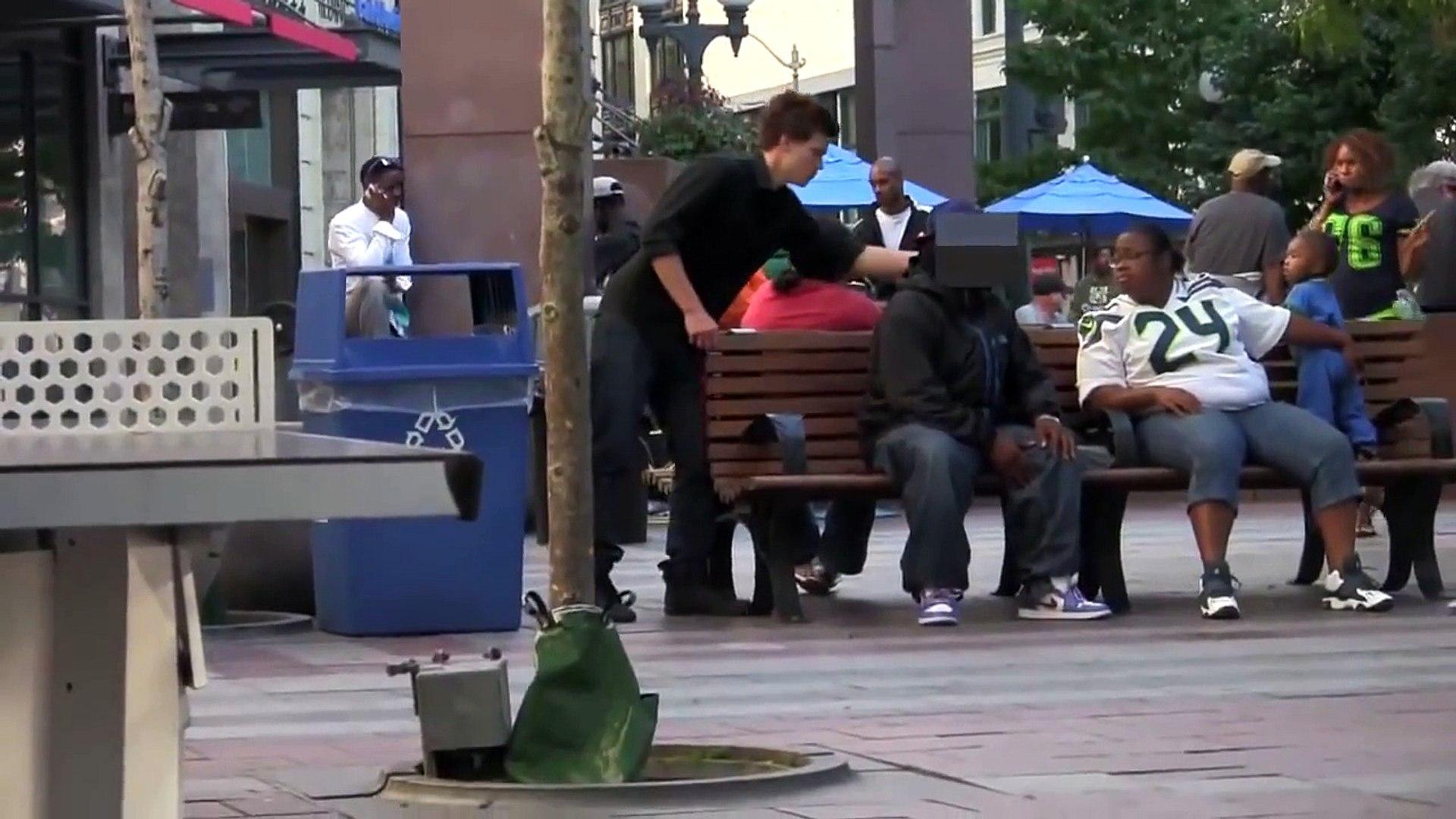 Throwing Condoms at People (PRANKS GONE WRONG) Pranks in the Hood Funny Videos Pranks 2014