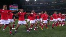 Double Haka Nouvelle Zélande - Tonga (Coupe du Monde 2015)