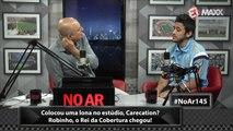 Robinho relembra período em que atuou ao lado de Neymar