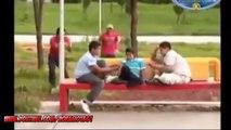 Bromas En Las Calles→ Payasos Asustando a La Gente En Las Calles 2015 | Bromas Pesadas