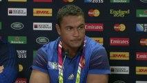 Rugby - CM - Bleus : Dusautoir «La pression augmente»