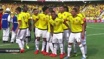 TLR: Colombia vs Peru