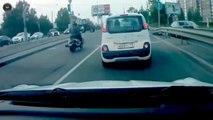!!IMPRESIONANTES ACCIDENTES mortales en Motos, CAÍDAS de motos¡¡