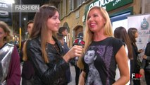 VOGUE FASHION NIGHT OUT - Intervista a Federica Panicucci by Fashion Channel