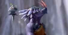 Strange Alloy 3d Animated Shortfilm by Loic Bramoulle