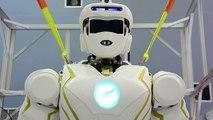 NASA's Superhero Robot