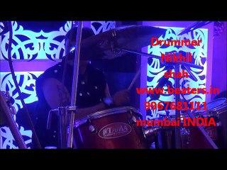 instrumental orchestra -zindagi do pal ki -drummer nikhil