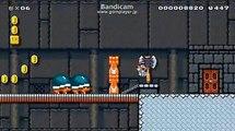 Cet homme pète un cable lorsqu'il réussit le niveau le plus difficile de Super Mario ! Trop fort !