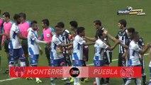 All Goals - Todos Los Goles Monterrey 1-1 Puebla - Mexico Liga MX 09.10.2015 HD