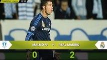 Malmö (0) vs Real Madrid (2): Resumen y Goles del Partido - Champions League 2015