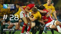 RWC Daily: Australia v Wales - Clash of the Titans