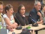 Mme RABA à l'Assemblée Nationale-2 - Shpresa Raba