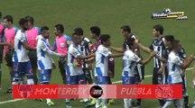 Los Goles del: Monterrey vs Puebla(1-1)