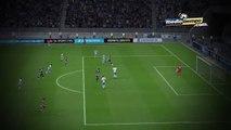 Simulación FIFA 16 Monterrey Vs. Puebla