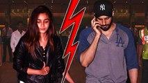 Alia Bhatt And Sidharth Malhotra BROKEUP?