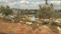 Al Jazeera crew tear-gassed in Israeli-occupied West Bank