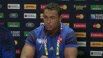 Rugby - CM - Bleus : Dusautoir «Un match pas décisif mais important»