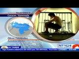 Periodista de NTN24 narra inicio de agresiones a medios fuera del Palacio de Justicia en Caracas