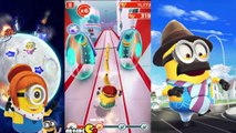 Despicable Me: Minion Rush Minion Lady Costume Sonic Dash 2: Sonic Boom May Run!