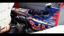 Carlos Sainz crash in Russian GP practice -- Sochi cancelled after Carlos Sainz Jr F1 crash