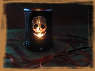 diy Fabriquer un photophore tête de mort pour Halloween