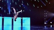 Americas Got Talent 2015 S10E09 Judge Cuts - Gymnastic Dance Routines
