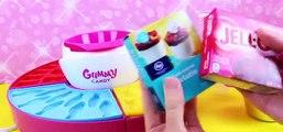 Gummy Bear Candy Maker DIY Treats + World's Largest Giant Bear Gummy DisneyCarToys [Full Episode]