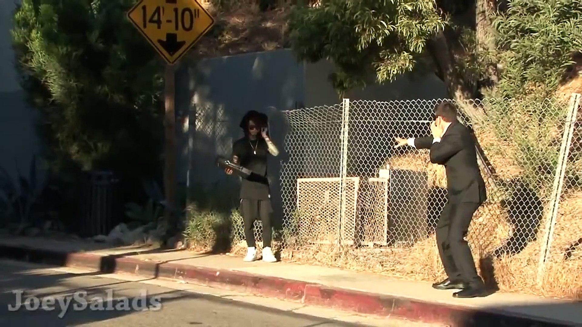 FBI Drug Deal in the Hood Pranks on People Funny Videos Funny Pranks Best Pranks 2014