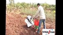 Công dụng gieo hạt của máy làm đất trâu vàng IN-1WG4, Máy xới đất, máy làm đất đa năng