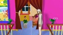 3D Animation English Nursery Rhymes   Goosey Goosey Gander Song