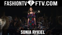 Sonia Rykiel Spring/Summer 2016 Collection at Paris Fashion Week | PFW | FTV.com