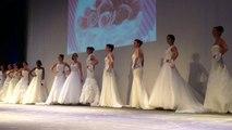 Élection miss Poitou-Charentes : le défilé en robe