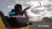 ZAP DU WEEK-END #255 : Ball-trap Ferrari / Living Rivers - Surf / Crash en Australie !