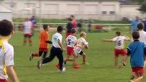 Le rugby du toucher à Lons-le-Saunier