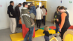 Inauguration et visite du Pôle petite enfance