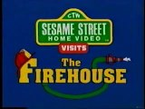 Sesame Street Visits the Firehouse Part 1