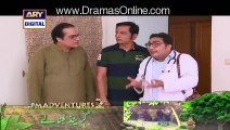 Bulbulay Episode 368 on Ary Digital - 11th October 2015