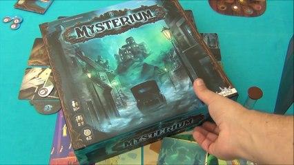 Vidéorègle #421: Mysterium, le jeu d'enquête coopératif