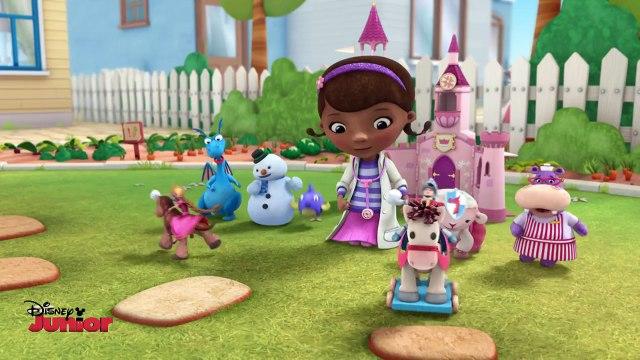 Sir Kurby and the Plucky Princess Song | Doc McStuffins | Disney Junior UK