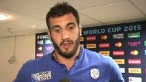 Rugby - CM - Bleus : Yoann Maestri «Une énorme vague noire qui arrive»