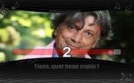 karaoké Hervé Vilard - La vie est belle, le monde est beau