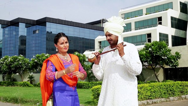 INTERNET VICHOLA  (VIDEO) - ਇੰਟਰਨੈਟ ਵਿਚੋਲਾ - (Rajwinder Kaur Patiala & Jaswant Pappu )