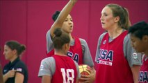 All-Access: 2015 USA Basketball Womens National Team Practice
